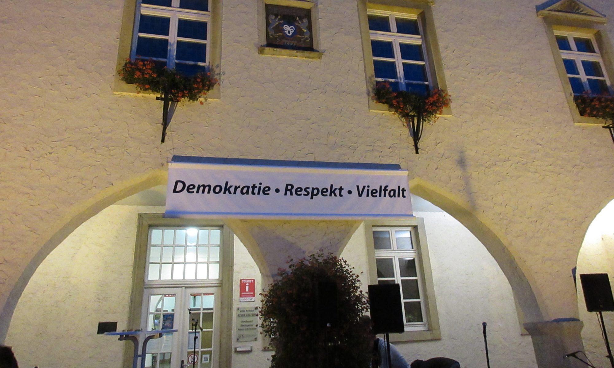 Forum für Demokratie, Respekt und Vielfalt