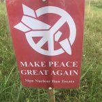 Make Peace Great Again